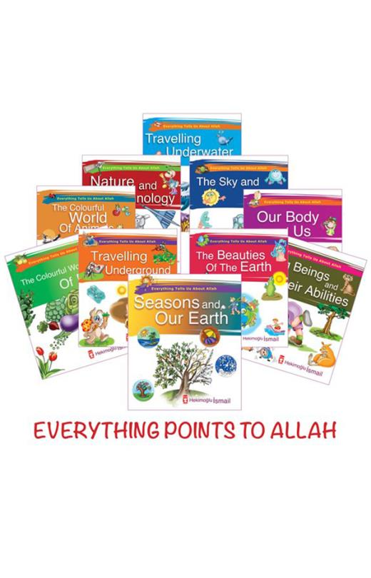 Everything Points To Allah